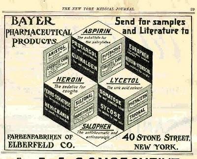 Bayer-heroin